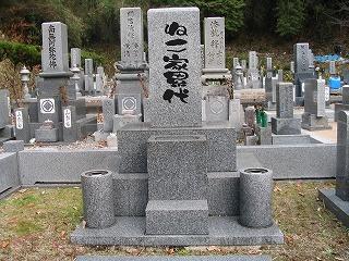 Nekoオリジナル墓2