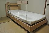 ベッド手すり1