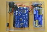 arduino水温計全体